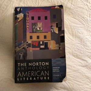 The norton anthology american literature